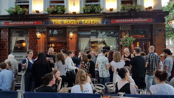 Rugby Tavern - Bloomsbury
