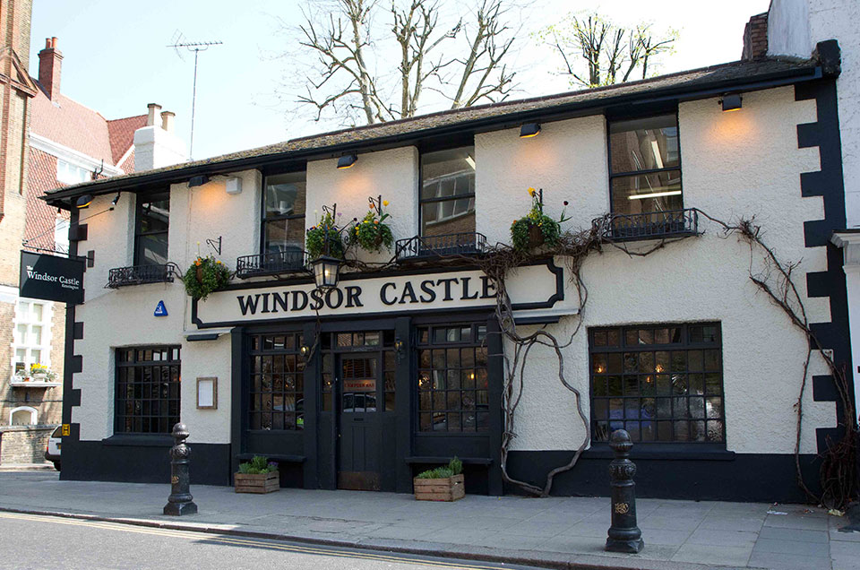 The Windsor Castle - Kensington